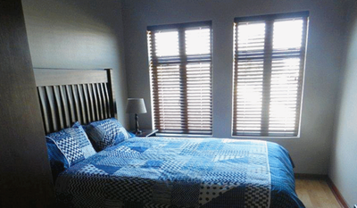 Bedroom 2 for self catering accommodation in Cape Town, Western Cape